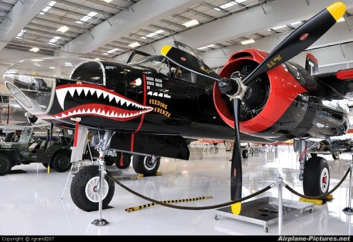 A-26 with bite