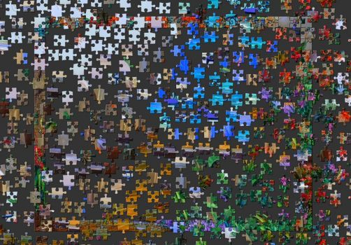 Every Day I'm Puzzle-n