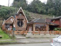 Kuckuckshaus in Chile