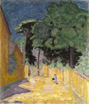 Pierre Bonnard (French, 1867–1947), Ruelle à Vernonnet (ca 1912–1914)