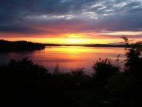 Steilacoom sunset