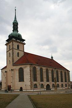Kostel Nanebevzetí Panny Marie (Most)