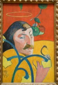 Paul Gauguin, Self-Portrait