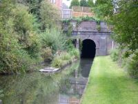 canal tunnel england
