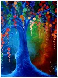 Tree of Life - DIY Diamond Painting