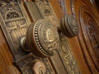 Double Doorknobs