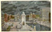 Vintage Postcard Syracuse, NY