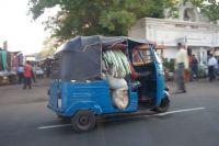 Taxi in Colombo, Sri Lanka