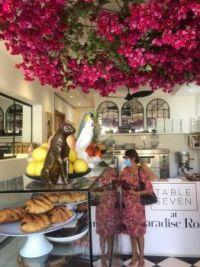 Paradise Road Restaurant, Cape Town