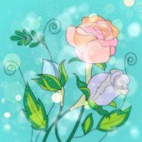 Pastel Roses #2