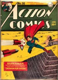 ACTION COMICS #56 (JANUARY 1943)