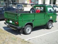 VW Type 2 (T3) pick-up (rear)