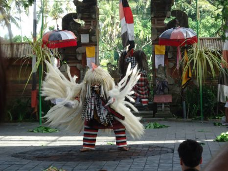 Barong Dance, The Rangda