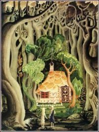 Hansel and Gretel - the Brothers Grimm
