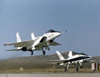 NASA's F-15A and F-18 Research Aircraft