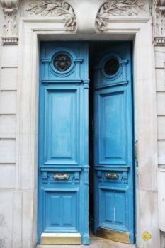 Apartment Entrance, Paris