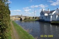Bridge #25 & Saracens Head, Leeds & Liverpool Canal