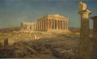 Frederic Edwin Church  - The Parthenon