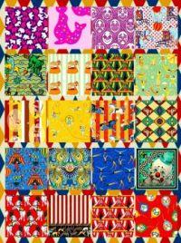 Big Top Circus Collage Challenge