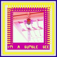 ==  WEEKLY  THEME  ==  WIND   CHIMES  ==   ==  BUMBLE    BEE   WIND   CHIME ==