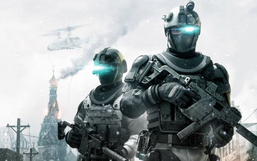 Ghost Recon Soldiers (Huge)