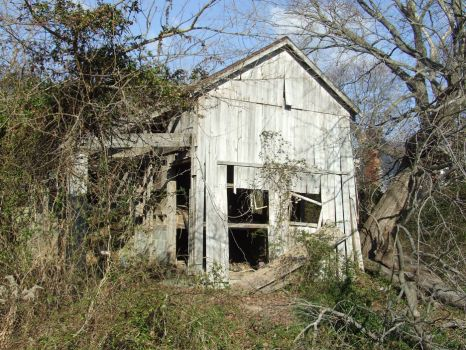 Abandoned Farm- The Second Outbuilding