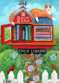 Book Barn Free Library