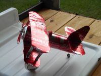 Coke Plane