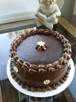 I want fudge cake