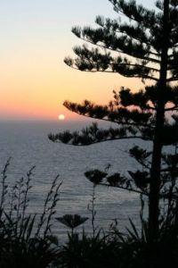 Sunset, Norfolk Islaand