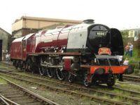 "Coronation Class 6229 ""Duchess of Hamilton"" 2006-05-06"