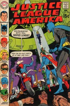 Justice League of America #78