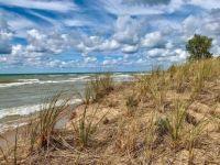 Shore at Lake Michigan Denise Fiedler Fye