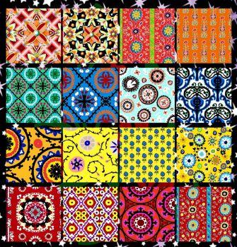 Oh Suzani Collage Challenge