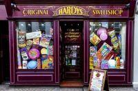 Hardys Original Sweet Shop - Salisbury - England