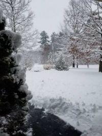 Pocono Winter Wonderland