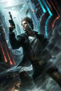 Han Solo by Raymond Swanland