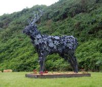 Metal Stag, Pittenweem