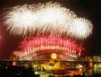 Happy new year from down under......