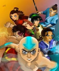 Team Avatar by lubie