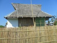 Bamboo and Nipa Roof