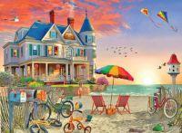 Victorian-beach house!