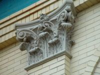 Architectural Detail, Madison, FL