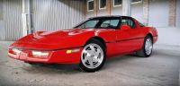 1989 Chevrolet Corvette (C4)
