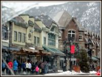 Banff and Snow