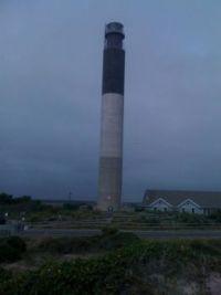 Oak Island light house