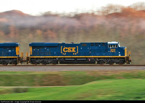 169-Virginia, Fort Blackmore-CSX