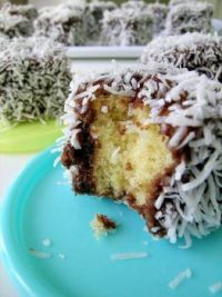 Lamingtons We'll Have With Tea