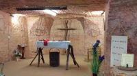 Underground church in Coober Pedy II