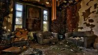 Haunting images of abandoned mental asylum - 2